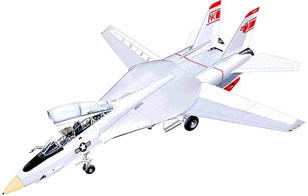 Anatomía de un avión